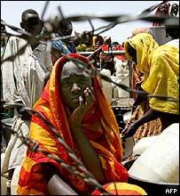 Darfur refugee