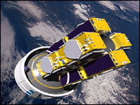 Galileo spacecraft, EADS-Astrium