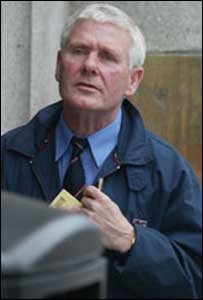 Norman Grant, pictured outside Aberdeen Sheriff Court