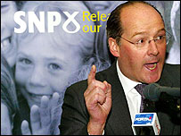 SNP leader John Swinney