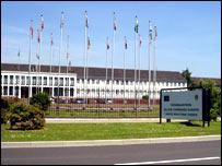 Rheindahlen Nato HQ