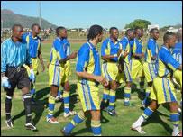 DR Congo squad