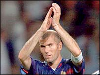 Zinedine Zidane is considering his international future