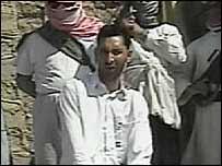 Pakistani man held by Iraq militants