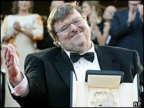 Michael Moore.