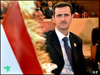 Syrian President Bashar al-Assad