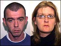 James McEwan and Lorna Gray