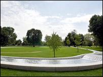 Princess of Wales Memorial Fountain