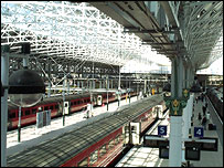 Piccadilly Station, Manchester