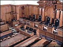 Old Bailey Number One No1 court