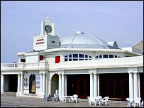 Grand Pavilion, Porthcawl