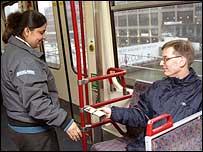 DLR attendant