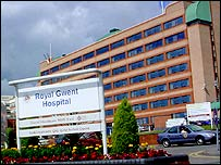 Royal Gwent Hospital, Newport