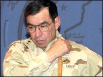 الجنرال المتقاعد ريكاردو سانشيز