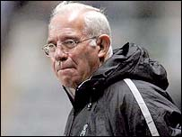 New Spain coach, Real Mallorca boss Luis Aragones