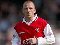 Jody Morris, pictured during his brief spell at Rotherham