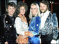 Pop group Abba