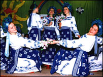 Ukrainian group Versalko
