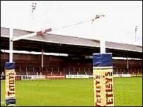 St Helens RL ground