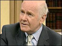 John Reid, MP, Health Minister