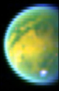 Titan, Nasa/JPL/Arizona