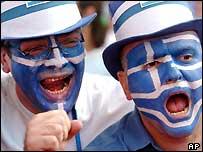 Greek fans