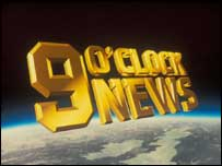 Nine O'Clock News logo