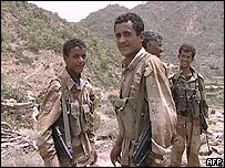 Yemen troops involved in fight against Houthi's rebels