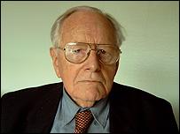 Robert Pring-Mill en Oxford, 2004.       Foto: Manuel Toledo