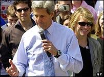 Kerry and Jon Bon Jovi