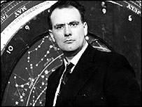 Sir Patrick Moore in 1961