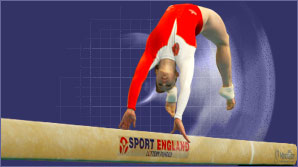 bbc sport academy other sport gymnastics beam up our gymnastic
