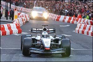 McLaren's David Coulthard