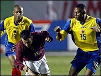 Copa America 2004: Colombia v Venezuela