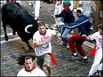 The opening bull run