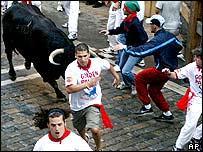 The opening bull run