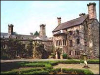 Gwydir Castle (picture courtesy of the castle's website)