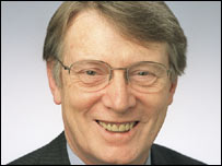 Rural affairs minister Alun Michael MP