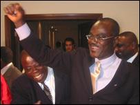 غانا تحتفل