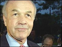 Enron ex-chairman Kenneth Lay