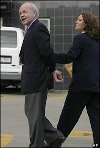 Enron ex-chairman Ken Lay
