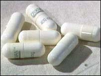 Medicinas contra el VIH.