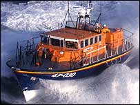 All-weather lifeboat