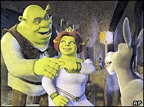 Still from Shrek 2