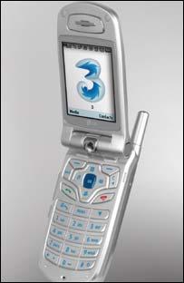 LG U8110 phone, LG