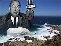Pablo Neruda. Mar de Isla Negra.