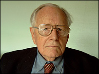 Robert Pring-Mill, Oxford, 2004.  Foto: Manuel Toledo