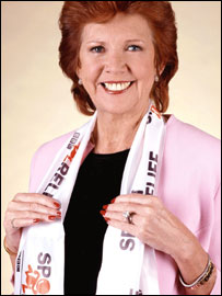 Cilla Black hosts Superstars