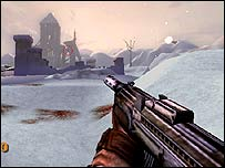World War Zero screenshot