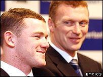 Wayne Rooney and David Moyes have developed a close relationship
